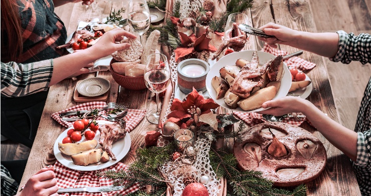 Dining In, In Style: 5 Inspiring Holiday Tablescape Ideas