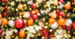 Small Christmas Tree Big Impact